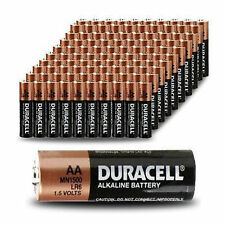 48 AA Battery Pack by Duracell Alkaline Batteries   **EXPIRY 2019** Copper Black