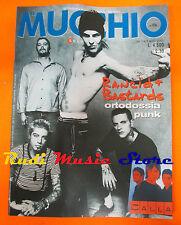 Rivista MUCCHIO SELVAGGIO 436/2001 Rancid Bastards Calla Rollercoaster  No cd
