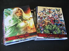 2012 MARVEL GREATEST HEROES COMPLETE COMIC TRADING SET , XMEN