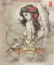 100 LOVE SONGS STAGE 4 - 6 CD BOLLYWOOD COMPILATION SET