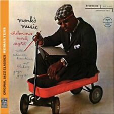 Thelonious Monk : Monk's Music CD (2011) ***NEW*** FREE Shipping, Save £s