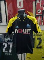 Maillot jersey maglia camiseta shirt trikot om marseille 2004 2005 04/05 M noir