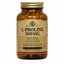 L-Proline 100 V Caps 500 mg by Solgar
