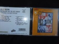 RARE CD BILLY BIZOR / BLOWING MY BLUES AWAY /