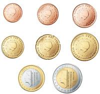 OLANDA PAESI BASSI PAYS BAS NEDERLAND 1 CENT - 2 EURO 1999 - 2018 (B- BB - SPL )