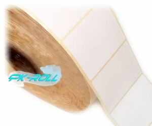 Thermal Self Adhesive Sticky Labels postage address rolls 102mmX 76mm 4x3 inch.