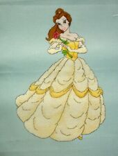 Anchor Disney Counted Cross Stitch Unframed Tapestry Picture Princess Belle
