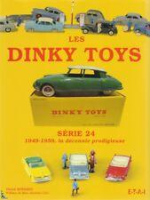 DINKY-TOYS Série 24 - 1949-1959 la décennie prodigieuse