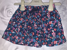 Girls Age 6-9 Months - Next Shorts In Excellent Condition