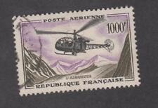 France -Timbre oblitéré - PA - Poste aérienne N°37 -TB