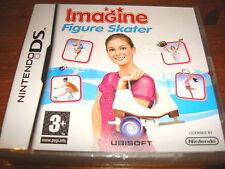 IMAGINE FIGURE SKATER ** NEW & SEALED **  Nintendo Ds Game