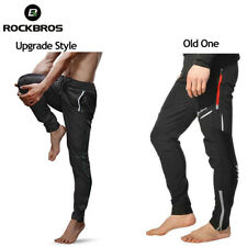 M-XXXL Unisex Cycling Long Pants Tights Trousers Exercise Fitness CPAN848