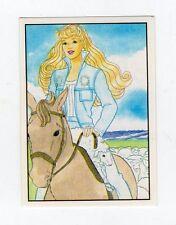figurina - BARBIE 1989 PANINI - NUMERO 73