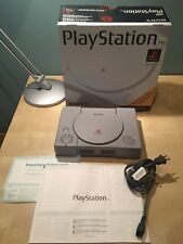 Sony Playstation 1 in Box-SCPH - 1001/94000-Original first PS1 Konsole