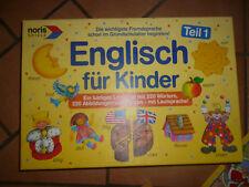 noris Spiele...Englisch für Kinder Teil 1 ein lustiges Lernspiel