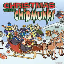 Alvin & the Chipmunks - CHRISTMAS WITH THE CHIPMUNKS -2 CDs-NEW