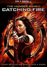 The Hunger Games: Catching Fire (DVD, 2014, w/Digital Copy) w/Slipcover   NEW