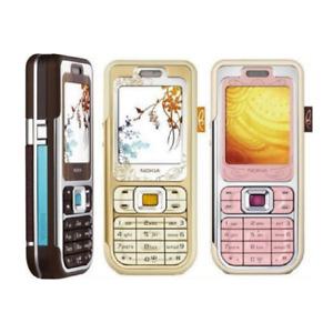 Nokia 7360 2G GSM 900/1800/1900 Infrared port Radio CAMERA Original Cellphone