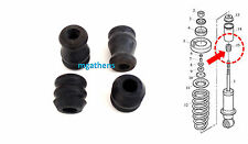 MGTF MG TF bump stop set GENUINE for shock absorbers suspension dampers NEW