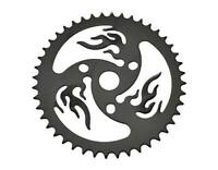Bicycle Sprocket Fire 44t 1/2 X 1/8 Black Cruiser Chopper BMX Kids Bikes 137406