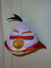 "ANGRY BIRDS Space Rio LAZER PURPLE 5"" Plush NO SOUND BOX *"