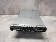 IBM 7875-AC1 HS23 2x E5-2620 6-CORE CPU 64GB RAM BladeCenter Server + 44W4487