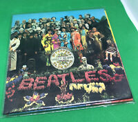 The Beatles Sgt. Pepper's Lonely Japan Mono Mini LP CD Real Remastered Authentic