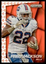 2014 Panini Prizm Prizms NFL Shield #61 Fred Jackson /75