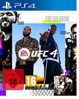 UFC 4 Inkl. PS5 Upgrade und Bonus Code PS4