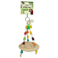 Corn Hammock - Small Animal Toy - For Sugar Glider Parrot Squirrel Bird & More