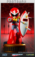First4Figures Megaman Protoman Regular Edition Mint in Box