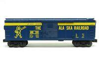 MTH 30-74659 Alaska Box Car LN