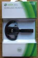 WIRELESS HEADSET XBOX 360 ORIGINALE MICROSOFT NUOVO