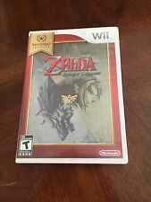 The Legend of Zelda: Twilight Princess Nintendo Wii Game Complete NG3