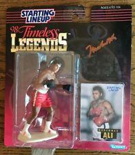 Muhammad Ali, Signed / Autographed 98 Timeless Legends Figurine Original Packing