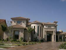 home plans * 5/4.5/2_ 4,206 ft * Two Story*Full Set_Ihp_017