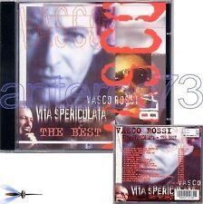 """VASCO ROSSI """"VITA SPERICOLATA - THE BEST"""" CD GERMANIA"""