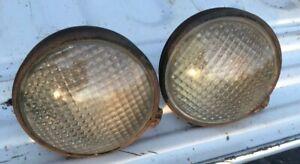 John Deere A B G GM 50 60 70 Tractors 6 Volt Headlights