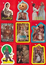 RETURN TO OZ MOVIE 1985 TOPPS COMPLETE BASE CARD SET OF 44