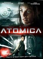 Atomica (DVD, 2017, WS) DISC ONLY - NO COVER ART