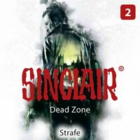 SINCLAIR-STAFFEL 1 : DEAD ZONE - FOLGE 2: STRAFE   CD NEW