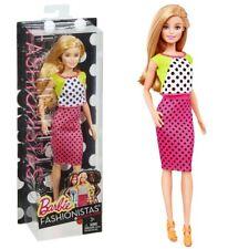 Tupfen-Kleid | Barbie | Mattel DGY62 | Original Fashionistas 13 | Puppe