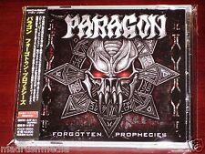 Paragon: Forgotten Prophecies CD 2007 Bonus Tracks Spiritual Beast Japan OBI NEW