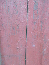 """Tongue and Groove Red Barn Old White Pine 1 1/2"""" Plank Wood Sign Craft Resaw"""