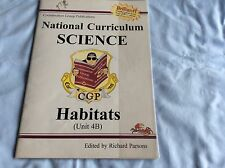 CGP Science - Habitats