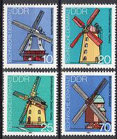 DDR 1981 Mi. Nr. 2657-2660 Postfrisch ** MNH