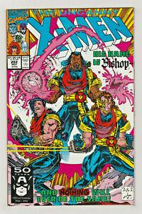 X-men #282 NM 9.4 Marvel comic 1992 1st Bishop