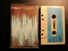 CASSETTE PHIL SPECTOR ECHOES OF THE 60'S