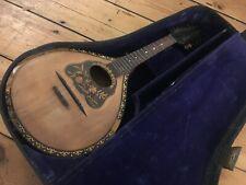 More details for antique windsor teardrop mandolin for restoration - spares or repairs - germany