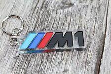 BMW M1 POWER Keychain Motorsport Msport Llavero porta-chaves Schlüsselanhänger